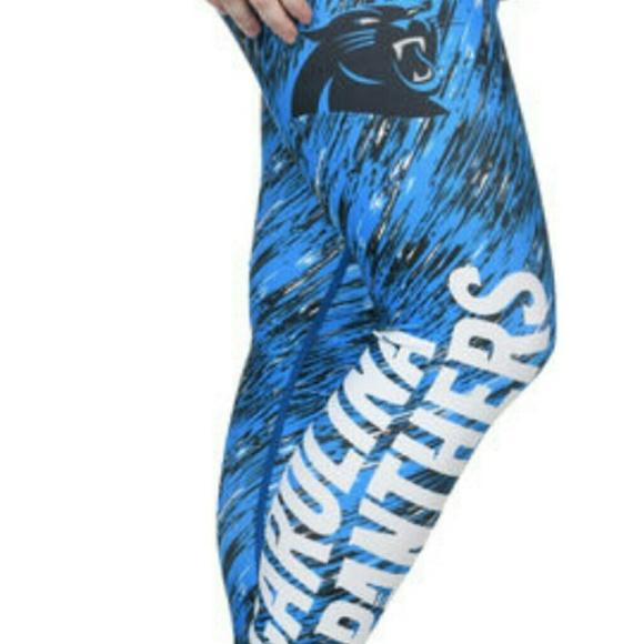 Carolina Panthers leggings. Boutique e4bacbeac